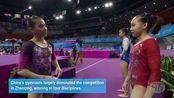 金沙js678.com2019肇庆艺术体操挑战杯–女子比赛亮点