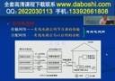 宽带网络技术(宽带通信网) 视频教程 全套到www.daboshi.com 电子科技大学