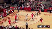 NBA2K: 哈登招牌动作来了,后撤步投篮,欧洲步上篮
