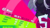 Muse Dash 新10级中位曲 Maxi 大触难度 FC 98.78% (-18gr)