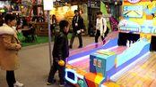 儿童保龄球机保龄球机表演视频很火的游乐设备 Z多少钱