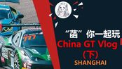 赛车女主持的2019ChinaGT上海站之旅(下)