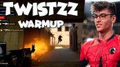 【CSGO】Liquid Twistzz Warmup (FFA DM) 21 September 2019