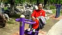 富兰和东方在平度老家的照片,[青岛东南山网-www.dongnanshan.com]提供