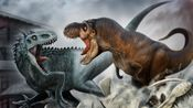 Jurassic world:The game恐龙生命值以及攻击值修改(手机气人的卡。本游戏录制时手机处于静音状态,观看时无声音)