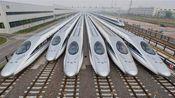 全球最大的高铁基地,中国近一半动车都产自这里,每4天可生产3列