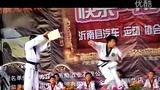 竹泉快乐沂南表演 王健跆拳道