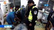 男子醉驾被查,拒不配合检查,交警警告20分钟后无效破窗!