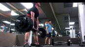 【硬拉】204kg/450lbs