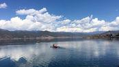 去泸沽湖真是漂亮