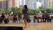 香港沙田歌后王蓉演唱《水长流》,很喜欢听的一首歌曲