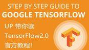 [up带你读]Tensorflow2.0官方教程 2.1番外:残差网络