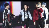 SuperM演唱会超清直拍 - Dangerous woman focus on TEN(李永钦)