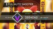 [Phigros純拇指手元/祭夏]FULi AUTO SHOOTER [IN Lv15]FC 16Good