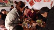 在山东泰安花了300块钱做的一桌子菜,这生日过的怎么样
