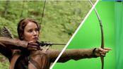 【饥饿游戏:嘲笑鸟特效解析】-原来凯特尼斯弓上的箭是这么拍的!!!