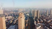 大疆mini航拍原片无加工,时间:2020年1月5日,坐标:辽宁省鞍山市铁西区