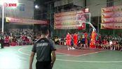 泉州后湖村普渡公二十三芽文化杯篮球赛第二日