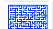 scratch迷宫自动生成并寻路演示(点赞超过200就出教程)