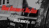 2014挑战特辑︱315LBS平板卧推100次挑战!Mike Rashid & Big Rob