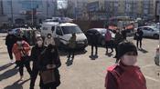 黑龙江疫情再次降级!看看哈尔滨解封以后的道里区。3月11日!