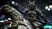 武士蝙蝠侠 XM Studios' Samurai Batman Statue!