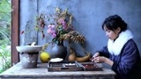 李子柒:豆浆配米糕,专属于你的美好早餐