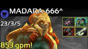 853玛达拉-666^扮演Huskar!Dota 2 7.19