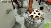 山西波轮洗衣机拆卸培训专业家电清洗小绿人