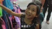 香港单亲爸爸:带两姐弟去深水埗批发档口,买万圣节服装,好看吗