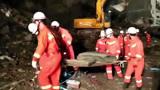 陕西安康山体滑坡致楼房坍塌续:7名被困人员全部找到 6人遇难