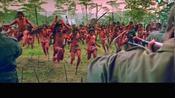 当原始部落遇上特种部队,他们的命已不再属于他们了,场面太刺激