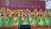 """2019江苏连云港""""一带一路""""文博会开幕式舞台秀:舞蹈《同唱祖国好》"""