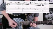 〔吉他〕附谱:在属和弦演奏的funk乐句