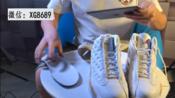 莆田厉害了!莆田鞋厂做出来的AJ13代篮球鞋竟然这么完美,细节做工用料方面可算是良心了