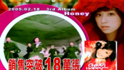 2006cwu演唱会王心凌历年成绩回顾vcr