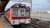 【軌道展望】近畿日本鉄道普通天理線(平端→天理)8600系電車 2020.1.4