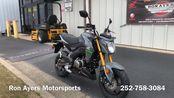 [素炮赏车]2020款 Kawasaki Z125 Pro到店实拍欣赏