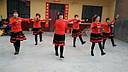 陕西省富平县美原镇城西村宋家社开心舞动女子舞蹈队视频(11)