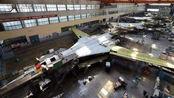 重磅,俄160M2轰炸机部件现身,计划于2021年将完成首飞!