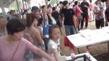 武汉市蔡甸区洪北葡萄节观光园开园仪式