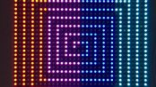 用RGB全彩点阵显示图片