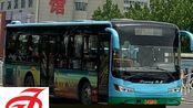【POV17】西城垦利之间的重要干线+客流大线东营公交117路(垦利→长途总站)全程8倍速前方展望