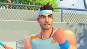《Tennis Clash 网球精英》 No.8 Tour 1 Jonah 巡回赛1约拿