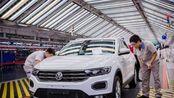 一汽-大众华南基地第150万辆整车下线!电动车明年在狮山出产