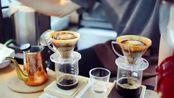【M&C】日本长者的达人技,同时用火山冲制作两份咖啡
