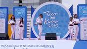 FIESTAR《One More》和平广场公演舞台饭拍版150614