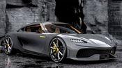 0-100km/h加速仅需1.9秒, GT跑车-Gemera它来了!