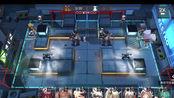 【明日方舟】1级桃金娘(Rank4)带黄金大队-战地秘闻5突袭SW-EV-5