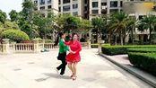 集美滨水广场舞队 芳《采槟榔》